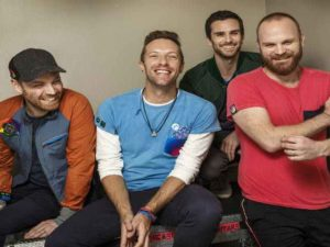 Coldplay concerto San Siro Milano