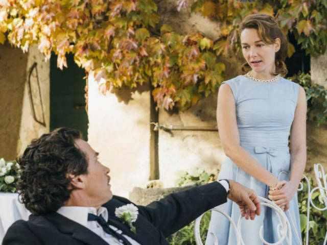 Di padre in figlia, nuova fiction con Cristiana Capotondi e Alessio Boni