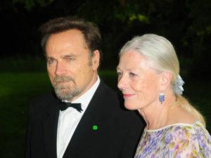 Franco Nero e Vanessa Redgrave, matrimonio e vita privata