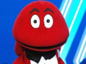 Chi c'è dentro il Gabibbo, la mascotte di Striscia la notizia