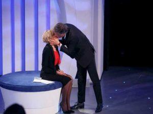 gemma e giorgio bacio e lettera