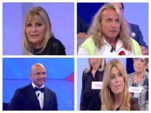 Gemma, Marco, Nino, Anna Trono Over