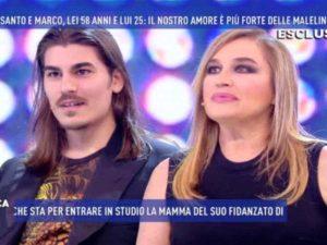 Lory Del Santo vuole un figlio da Marco Cucolo, 33 anni più giovane di lei