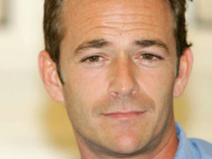 Luke Perry, star di Beverly Hills 90210