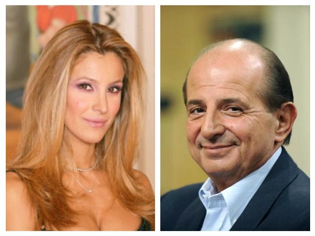 Giancarlo Magalli lite con Adriana Volpe a