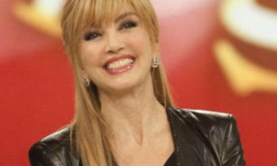 Milly Carlucci smile