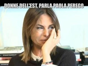 Paola Perego a Le Iene Show