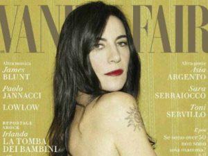 Paola Turci senza veli su Vanity Fair