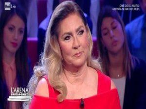 romina power parla del bacio negato di albano
