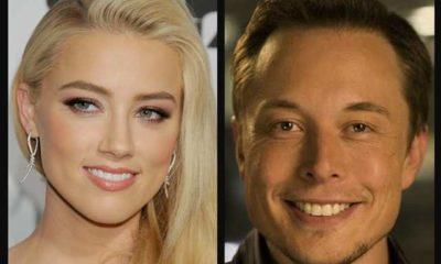 Amber Heard Elon Musk