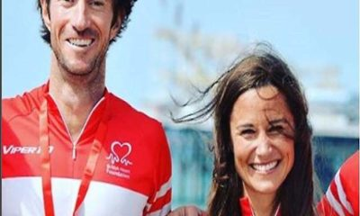 Pippa Middleton e James Matthews si sposano