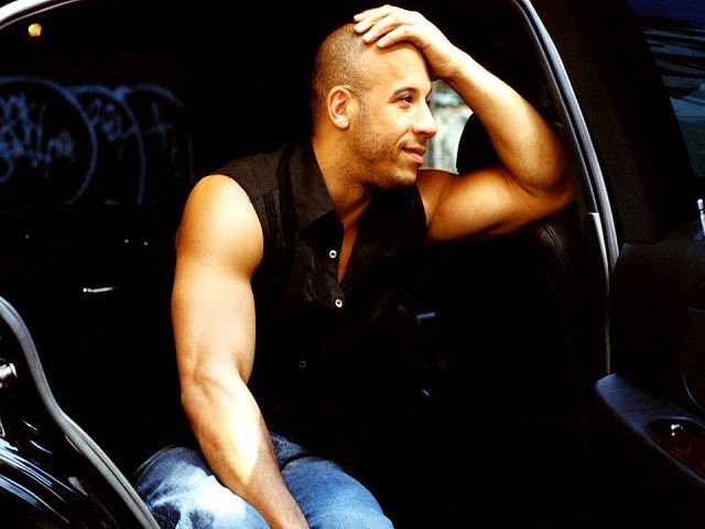 from Corey who said vin diesel is gay