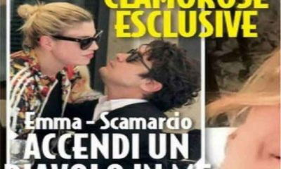 Emma Marrone e Riccardo Scamarcio stanno insieme