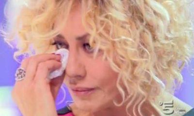 Eva Grimaldi morta la madre