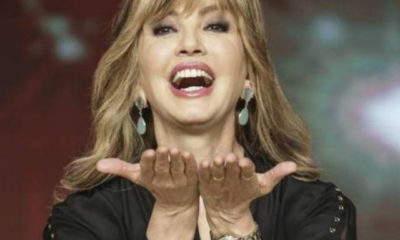Milly Carlucci orologio