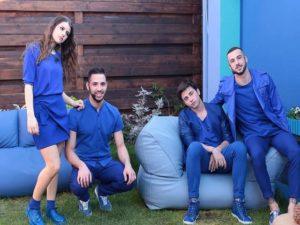 squadra blu amici 16