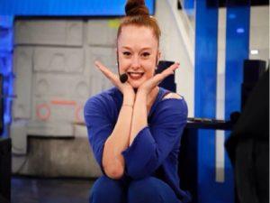 vittoria markov ballerina amici 16