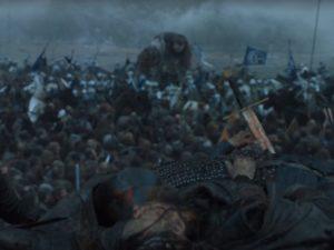 Game of Thrones - Battaglia
