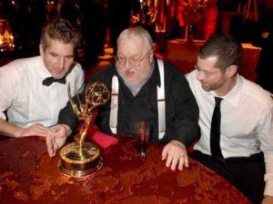 Game of Thrones - Martin, Weiss e Benioff