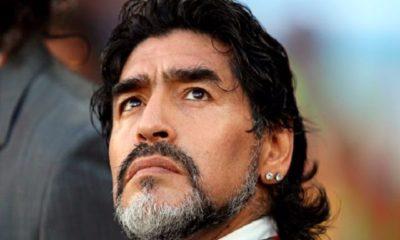 Diego Armando Maradona: nonno figlia illegittima