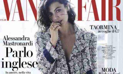 Alessandra Mastronardi su Vanity Fair