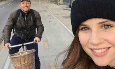 Bianca Vitali e il marito Stefano Accorsi