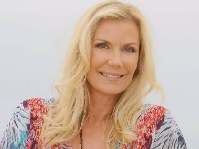 Katherine Kelly Lang a Selfie Le Cose Cambiano