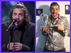 eurovision 2017 vince portogallo contro gabbani