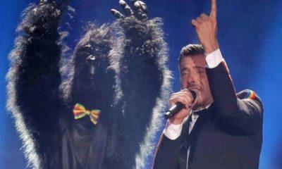 Francesco Gabbani, Eurovision Song Contest