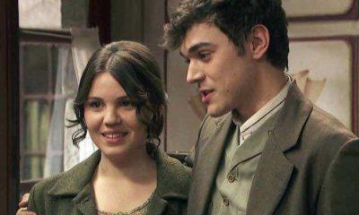 Matias sposa Marcela - Il Segreto
