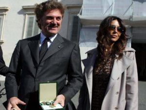 Sabrina Ferilli Marito Amore A Gonfie Vele Con Flavio Cattaneo