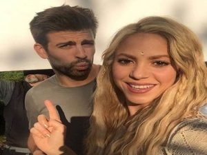 shakira pique set video me enamore