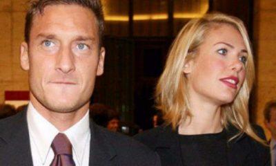 Francesco Totti e Ilary Blasi gatto senza pelo