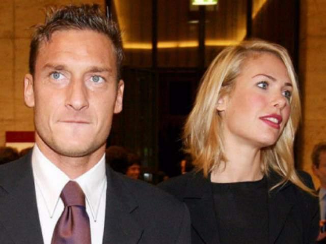 Francesco Totti tv spy