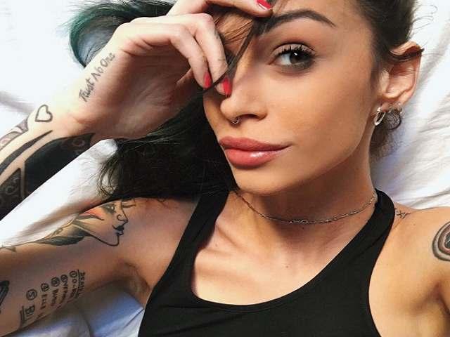 Valentina dallari in ospedale news sulla salute dell 39 ex - Instagram messaggio letto ...