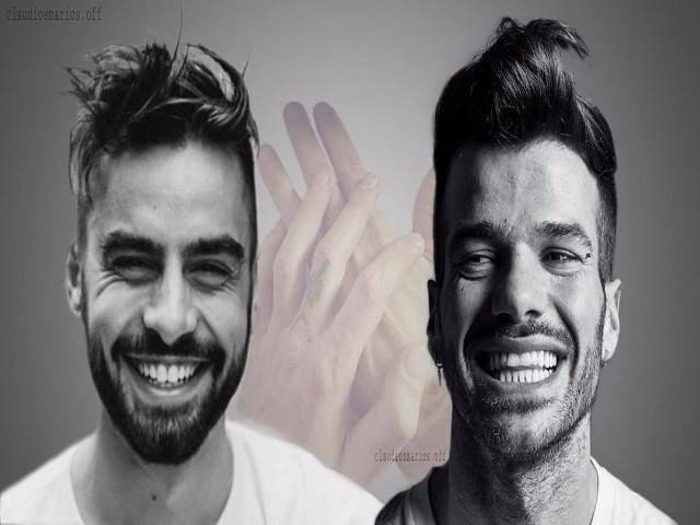 Claudio Sona e Mario Serpa: perchè  bianco e nero
