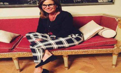 Cristina Parodi: il tweet dell'ufficialità