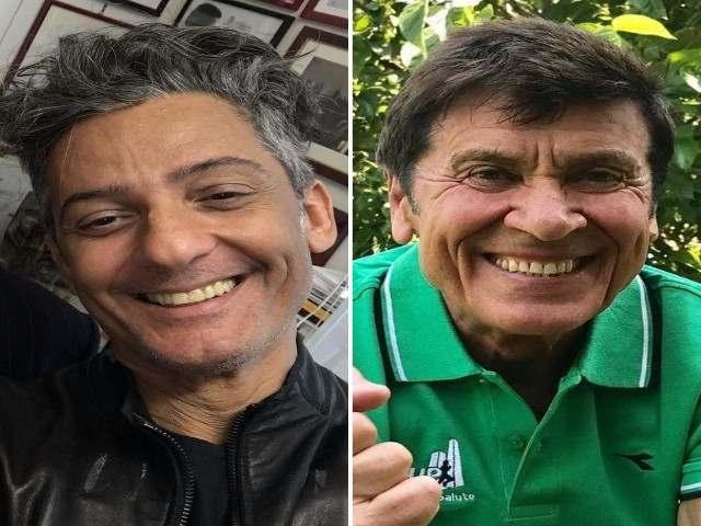 Fiorello e Gianni Morandi: lo show è sui social