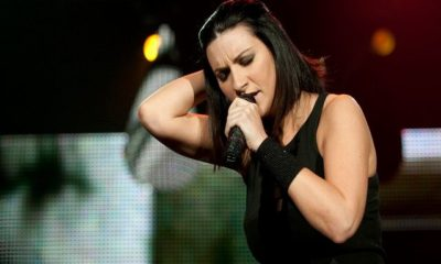 Laura Pausini su One Love Manchester