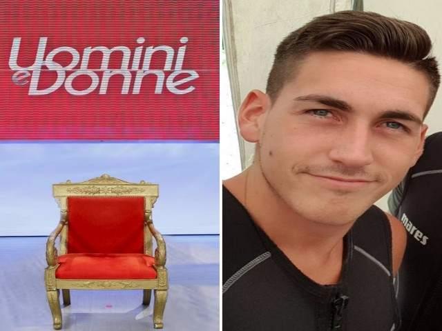 Marco Burato siederà sul trono di Uomini e Donne?