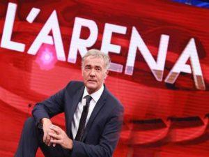 Massimo Giletti L'Arena