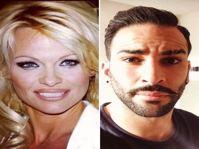 Pamela Anderson e Adil Rami: scoppia l'amore