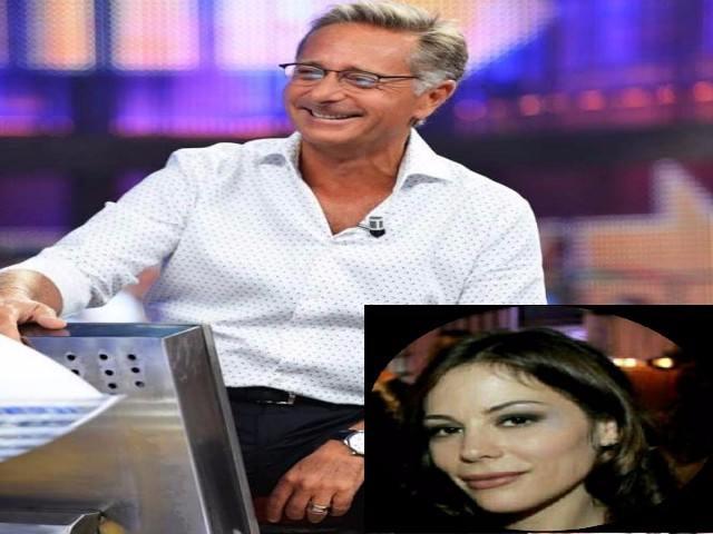 Paolo Bonolis e la gaffe con Naike Rivelli
