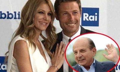 Adriana Volpe a Mezzogiorno in Famiglia con Ossini: stoccata a Magalli
