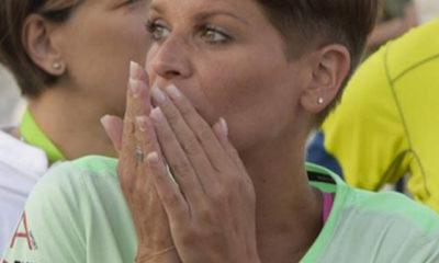 Alessandra Amoroso, incendio in casa della sua famiglia a Lecce