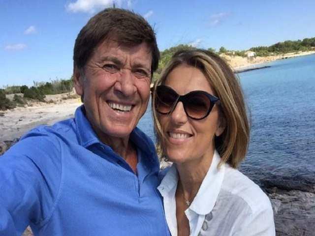 Anna Dan e Gianni Morandi