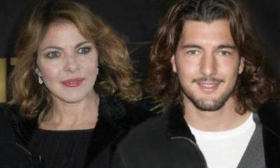 Claudia Gerini incontra Andrea Preti