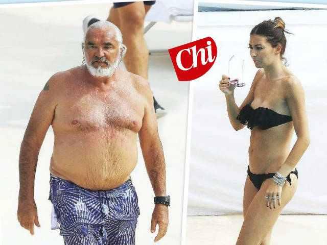 Crisi Briatore - Gregoraci