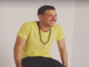 francesco gabbani sorriso