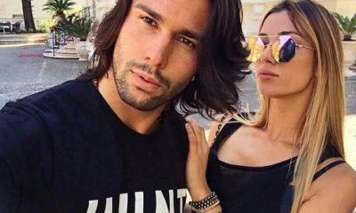 luca e soleil selfie